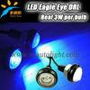 Car led drl single light Ultra-thin eagle eye led daytime running light Blue led eagle eye diy single eagle eye for all vehicles