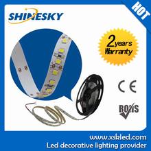 Sinicon glue waterproof IP65 70leds/m led strip 2835