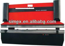 Hydraulic Press Brake Machine WC67Y-300/4000,WC67Y-300/5000,WC67Y-300/6000