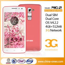 2014 GPS 3G WCDMA Dual SIM Brand New Very Cheap Android Phone