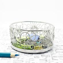 Handmade Stainless Sundries Holder /Penceil box