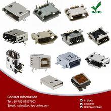 USB DVI HDMI Connectors .4MM MICROHDMI SMT REC .38AULF 467650301