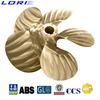 5 blades marine bronze propeller(FPP)