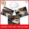 PO/EAA hotmelt adhesive powder for heat transfer printing