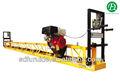 De alto rendimiento marco china vibratorio acabado de la superficie de pavimento, nivel de hormigón de la máquina con el motor de honda