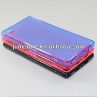 New Matte Tpu Pudding TPU Gel skin cover Case For Sony L39t Xperia Z1S