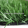 Dtex8800 PE fibrillated yarn artificial grass for soccer