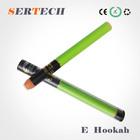 New 500 puffs portable e hookah shisha pen disposable e hookah portable shisha hookah free sample
