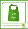 hottest fold up 600d polyester bag