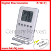 LCD display digital household thermometer (S-W17)