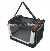 Folding Dog Crate Pet Travel Carrier