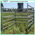 2014 nuevo producto y Australia estándar de alta resistencia tubo galvanizado soldada ganado esgrima paneles