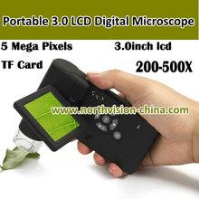 Hot selling optical microscope with digital camera