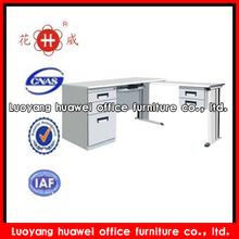 L-Shape steel furnitue ,computer desk ,office table