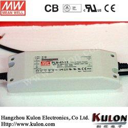 Meanwell PLN-45-24 45.6W 24V power led driver 700ma