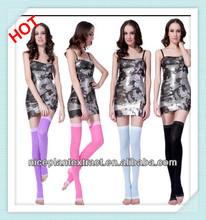 Leg sock/slim leg sock/ladies leg warmer sock