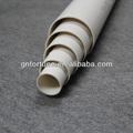 De espesor de tubos de PVC