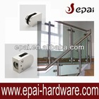 316 handrail glass clamp,stainless steel handrail curtain wall fitting