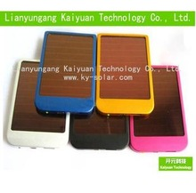 solar power battery charging bank case for ipad