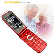 Big Button Cellphone with 1.8'' Screen Loud Speaker Torch Light