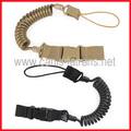 Individual- ponto de pistola airsoft sling correia de segurança sling tático arma rifle militar do exército polícia arma estilingues para venda cl13-0043