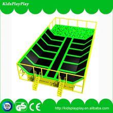 big square trampoline