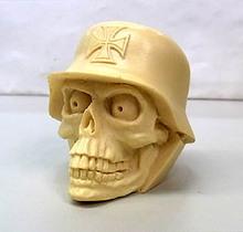 Poliresina personalizadas cráneo, Polyresin cabeza del cráneo, Decorativo cráneo