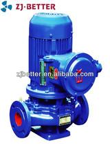 YG vertical 12v high pressure oil pump waste oil transfer pump ( explosion-proof motor)