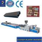 Plastic Wood/ Profile Making Machine(passed ISO9001:2000 and CE certificate)
