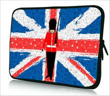 girls 15.6 laptop sleeve bag with animal skin