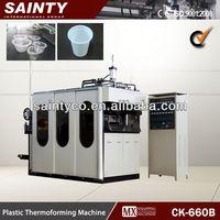 vacuum forming machine thermoforming