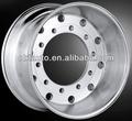 22.5*8.25 pesados de alumínio da roda do caminhão