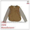 direto da fábrica de roupas da moda das mulheres de estilo japonês blusa