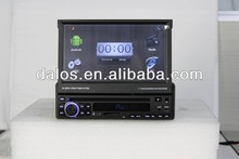 1din touch screen car dvd player built in gps navigation DLS8200