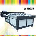 Doble cabeza de la impresora uv, impresión de la pantalla de la máquina, uv de cama plana de la impresora( dx5 del cabezal de impresión)