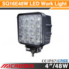 hot selling led working light for ATV, UTV,truck 48W LED work light