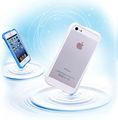 Innovador accesorio del teléfono móvil, para el iphone 4s/4 caja del teléfono celular