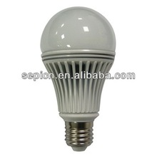 UL led a19 110v factory price directly Aluminum and widely applied in Home, hotel, shops, office building,store