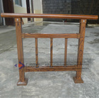 Anti Rust Wooden Color Railing for Balconies And Stairs