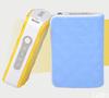 small purse portable Power Bank 4400mAh, 4400mAh Mobile Power Bank