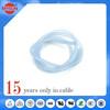 High temperature medical grade silicone tubing