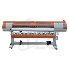 Factory direct sale! 1.6m dx5 printhead Galaxy ECO solvent printer