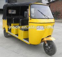 250cc hot selling bajaj motor tricycle or passenger motor in nigeria