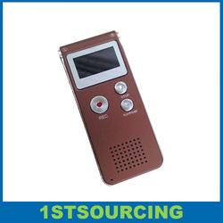 mini digital voice recorder audio recorder build in 8G