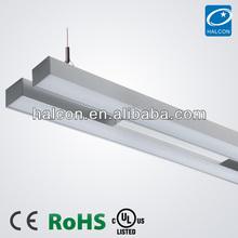 T5 T8 LED tube LED moduleled suspended ceiling grid lighting led lighting ceiling light fitting CE UL CUL