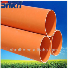 PVC Conduit Pipe PVC Electric Wire Protection Pipe