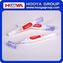 7ml offfice school promotion metal tip correction liquid pen