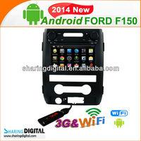 SharingDigital Touchscreen USB DVD CD Player for FORD F150 removable headrest dvd