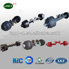 13T Capacity American Type Trailer Axle Parts