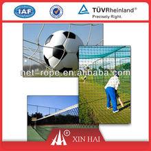 Polyester Football goal net/Soccer goal net/ Polyester sports nets